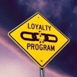 Loyalty Program Warning Road Sign